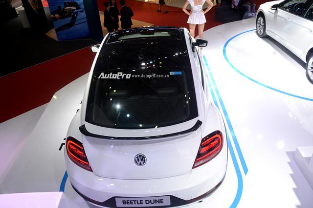 Cận cảnh con bọ Volkswagen Beetle Dune giá 1,469 tỷ Đồng - Ảnh 13.