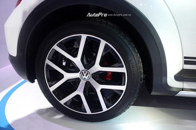 Cận cảnh con bọ Volkswagen Beetle Dune giá 1,469 tỷ Đồng - Ảnh 8.