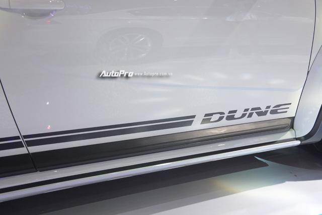 Cận cảnh con bọ Volkswagen Beetle Dune giá 1,469 tỷ Đồng - Ảnh 5.