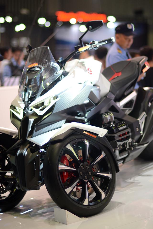 3 chiếc xe concept ấn tượng lần đầu xuất hiện tại Việt Nam - Ảnh 7.