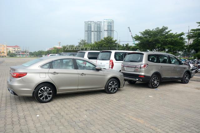 Làm quen với dàn xe Dongfeng đến từ Trung Quốc tại VIMS 2017 - Ảnh 6.