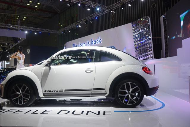 Cận cảnh con bọ Volkswagen Beetle Dune giá 1,469 tỷ Đồng - Ảnh 3.
