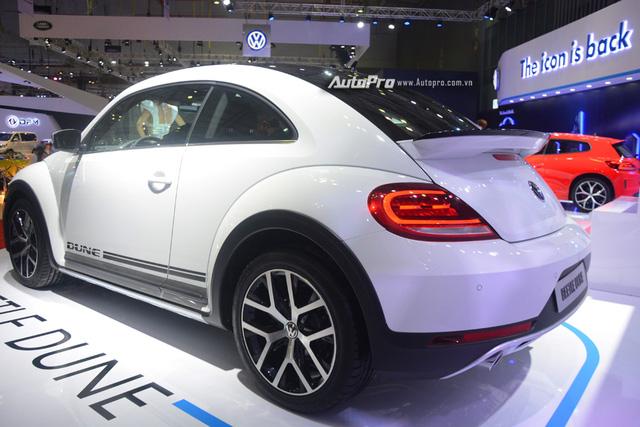 Cận cảnh con bọ Volkswagen Beetle Dune giá 1,469 tỷ Đồng - Ảnh 7.
