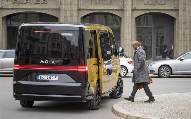 Moia - xe đi chung sang chảnh hơn Grab, Uber - ảnh 7