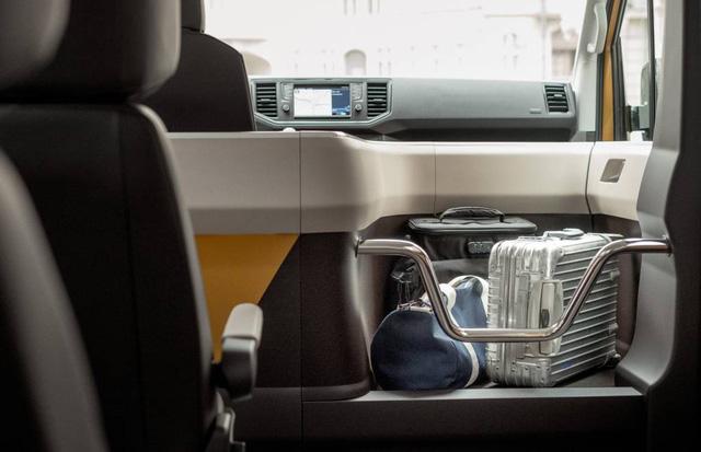 Moia - xe đi chung sang chảnh hơn Grab, Uber - ảnh 4