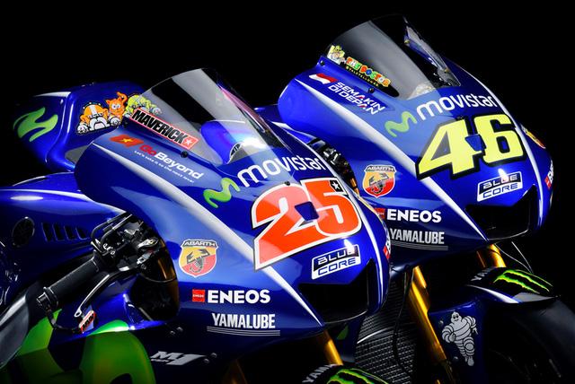 Quốc kỳ Việt Nam sẽ xuất hiện trên xe đua của Valentino Rossi vào cuối tuần này - Ảnh 1.