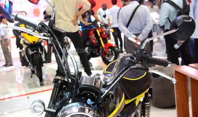 Khỉ con Honda Monkey 125 xuất hiện lần đầu tại Việt Nam - Ảnh 8.