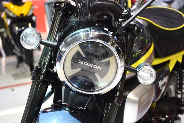 Khỉ con Honda Monkey 125 xuất hiện lần đầu tại Việt Nam - Ảnh 11.