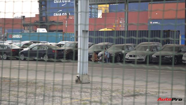 Ngoài BMW, hàng loạt ô tô nhập khẩu và lắp ráp chen chân tại cảng VICT dịp cuối năm - Ảnh 7.