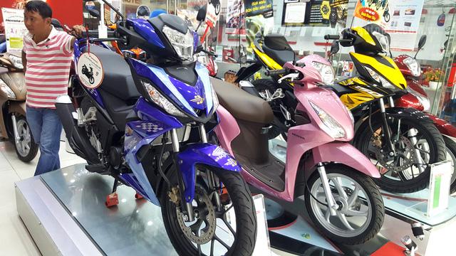 Cận Tết Nguyên đán, Honda SH150i 2017 đội giá 31 triệu Đồng - Ảnh 4.