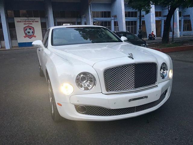 Xe siêu sang Bentley Mulsanne cũ được rao bán 5,7 tỷ đồng tại Hà Nội - Ảnh 1.