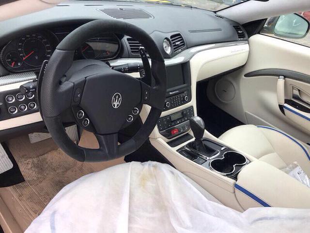 Khui công Maserati GranTurismo MC Sportline đầu tiên xuất hiện tại Việt Nam - Ảnh 3.