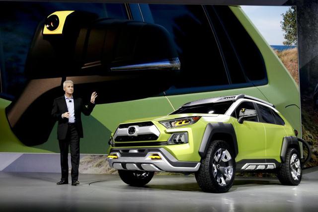 Cuộc công kích của Toyota trên đất Mỹ - Ảnh 2.