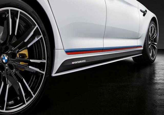 Những điều thú vị của BMW M5 Performance mới ra mắt - Ảnh 4.