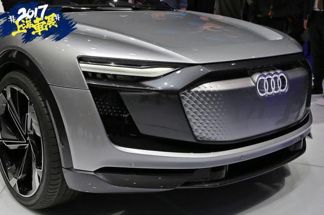 Audi E-Tron Sportback - Đối thủ mới của SUV hạng sang BMW X6 - Ảnh 5.