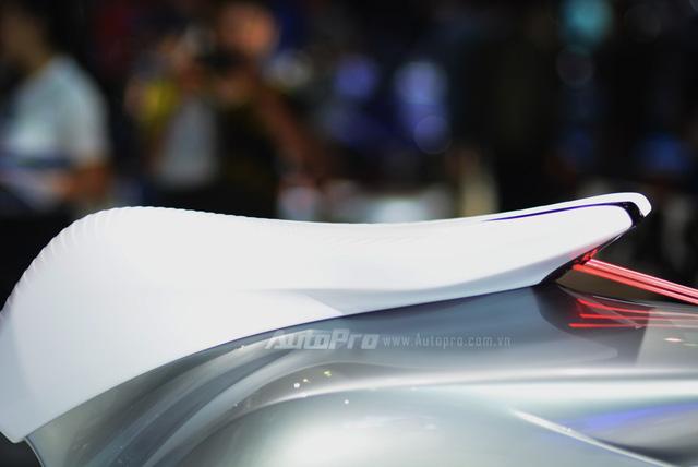 Yamaha Glorious - Xe concept mang âm hưởng nhạc cụ độc đáo - Ảnh 14.