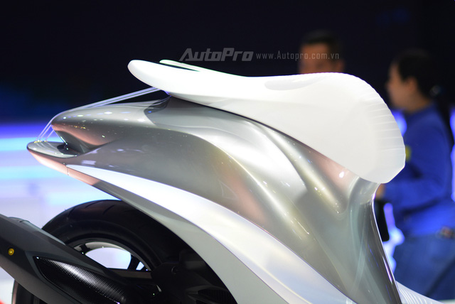 Yamaha Glorious - Xe concept mang âm hưởng nhạc cụ độc đáo - Ảnh 12.