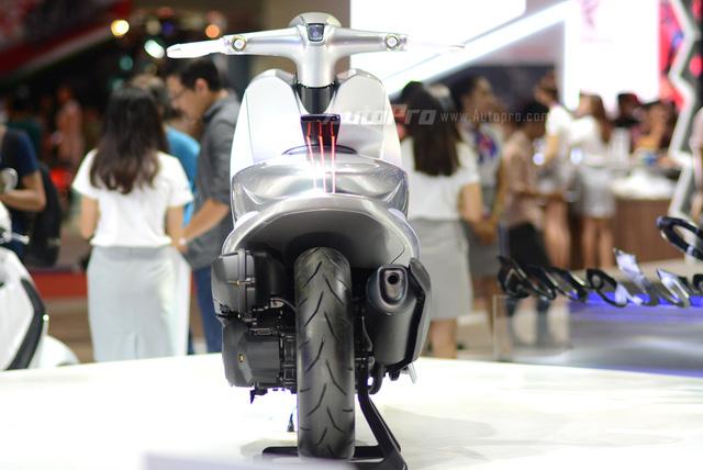3 chiếc xe concept ấn tượng lần đầu xuất hiện tại Việt Nam - Ảnh 2.