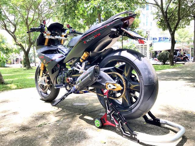 Tay chơi Sóc Trăng chi 400 triệu Đồng độ lại Yamaha Exciter 150 - Ảnh 13.