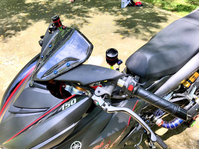 Tay chơi Sóc Trăng chi 400 triệu Đồng độ lại Yamaha Exciter 150 - Ảnh 9.
