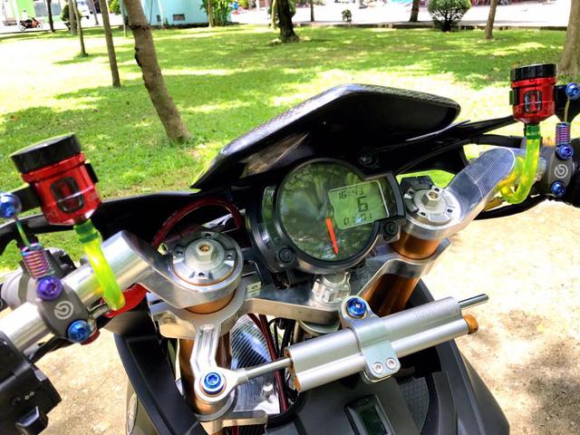 Tay chơi Sóc Trăng chi 400 triệu Đồng độ lại Yamaha Exciter 150 - Ảnh 10.