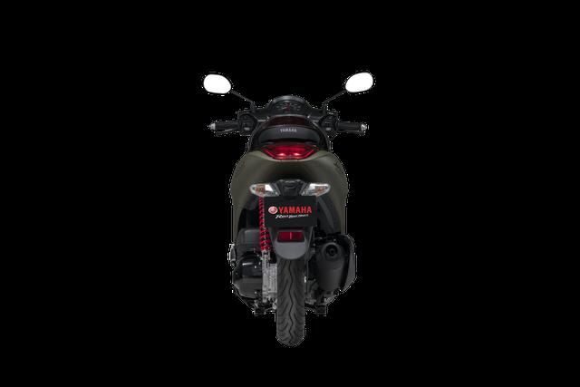 Yamaha ra mắt Janus phiên bản cho đấng mày râu, giá từ 31,99 triệu Đồng - Ảnh 12.