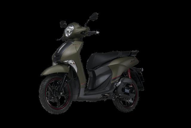 Yamaha ra mắt Janus phiên bản cho đấng mày râu, giá từ 31,99 triệu Đồng - Ảnh 9.