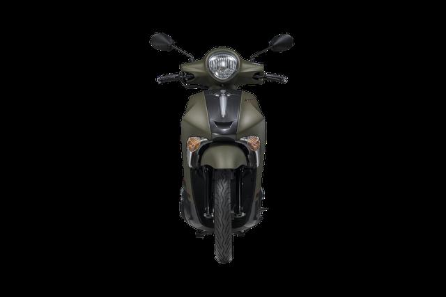 Yamaha ra mắt Janus phiên bản cho đấng mày râu, giá từ 31,99 triệu Đồng - Ảnh 7.