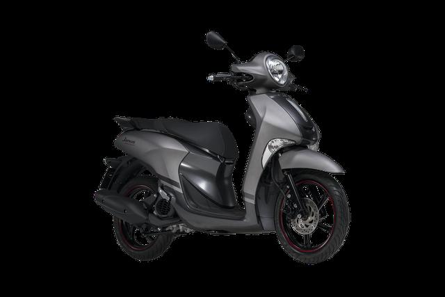 Yamaha ra mắt Janus phiên bản cho đấng mày râu, giá từ 31,99 triệu Đồng - Ảnh 1.