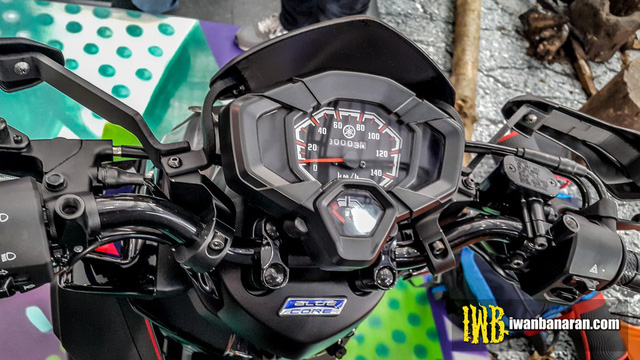 Xe ga mang phong cách off-road Yamaha X-Ride có thêm phiên bản 125 phân khối - Ảnh 7.