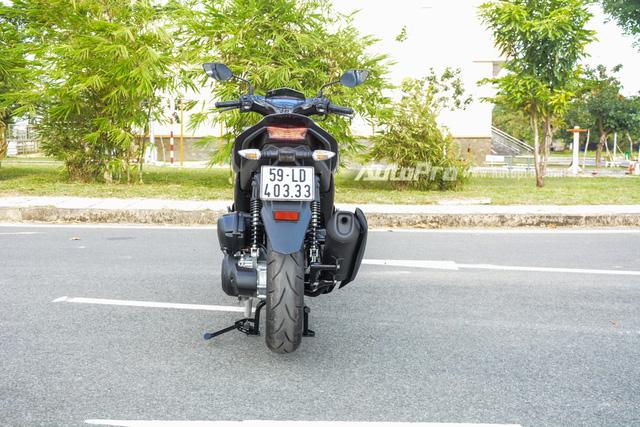 Cận cảnh Yamaha NVX 125, đối thủ chính của Honda Air Blade 125 - Ảnh 20.