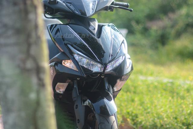 Cận cảnh Yamaha NVX 125, đối thủ chính của Honda Air Blade 125 - Ảnh 11.