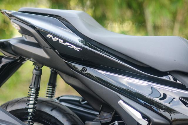 Cận cảnh Yamaha NVX 125, đối thủ chính của Honda Air Blade 125 - Ảnh 4.