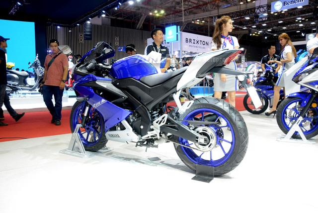 Cận cảnh Yamaha R15 3.0 2017 đầu tiên xuất hiện tại Việt Nam - Ảnh 5.