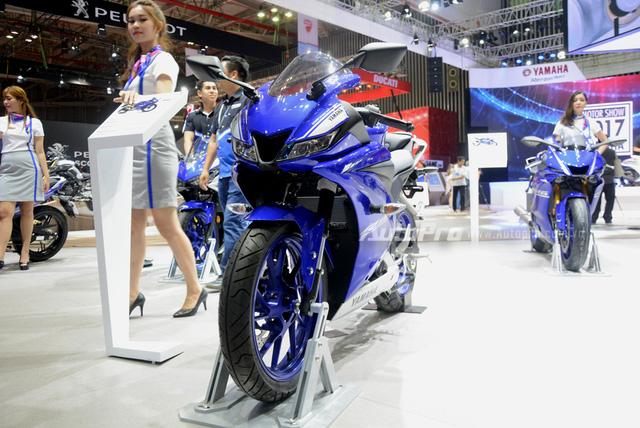 Cận cảnh Yamaha R15 3.0 2017 đầu tiên xuất hiện tại Việt Nam - Ảnh 4.