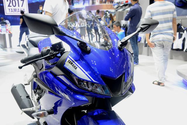Cận cảnh Yamaha R15 3.0 2017 đầu tiên xuất hiện tại Việt Nam - Ảnh 6.