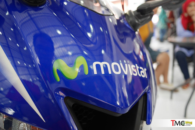 Mô tô thể thao Yamaha R15 3.0 có thêm phiên bản Movistar mới - Ảnh 3.