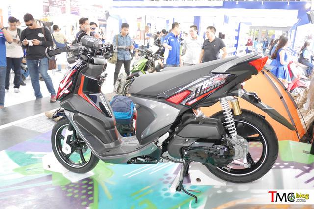 Xe ga mang phong cách off-road Yamaha X-Ride có thêm phiên bản 125 phân khối - Ảnh 6.