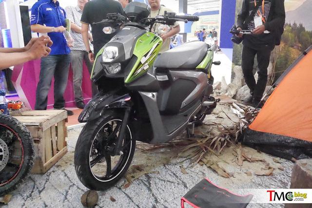 Xe ga mang phong cách off-road Yamaha X-Ride có thêm phiên bản 125 phân khối - Ảnh 8.