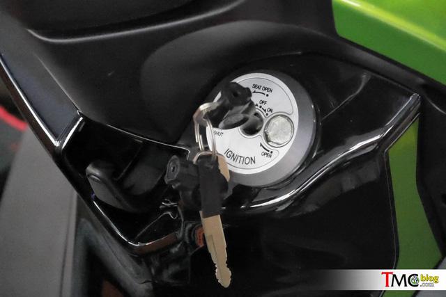 Xe ga mang phong cách off-road Yamaha X-Ride có thêm phiên bản 125 phân khối - Ảnh 11.