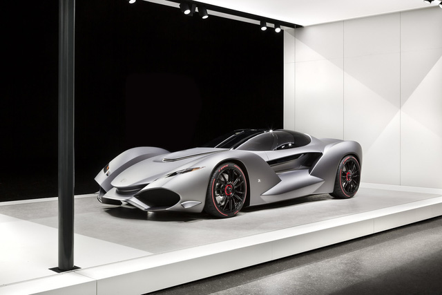 Zagato IsoRivolta Vision Gran Turismo - <a class=