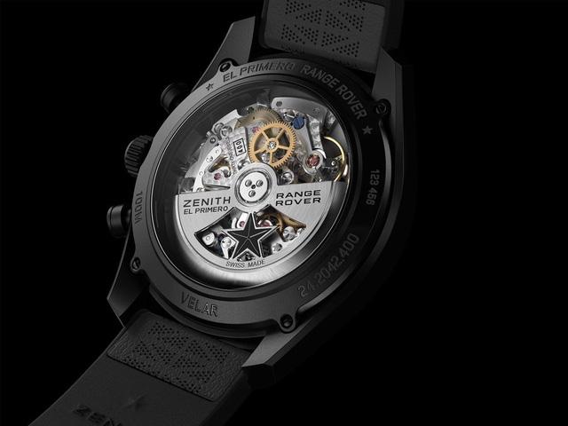 Vừa ra mắt, Range Rover Velar đã có đồng hồ thửa riêng giá hơn 100 triệu đồng - Ảnh 2.