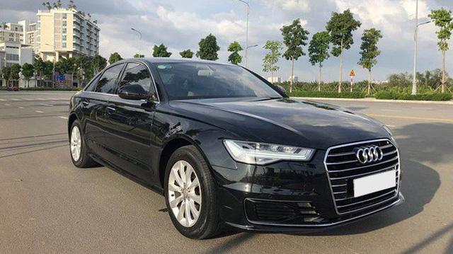 BMW 520i – Audi A6 2016: đi chưa đến 20.000km, xe nào giữ giá hơn? - Ảnh 4.