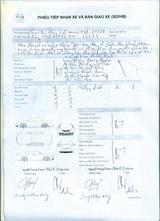 Mazda lên tiếng sau sự việc xe Mazda2 bị hỏng động cơ - Ảnh 1.