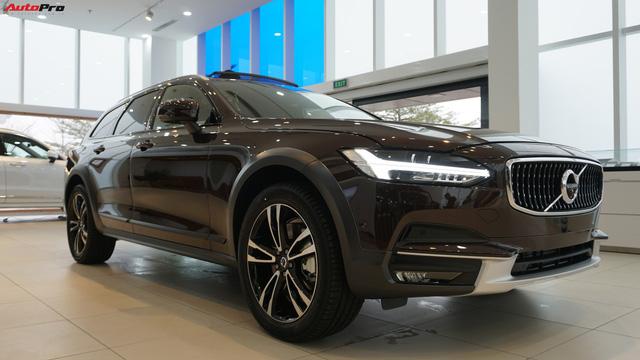 [Video] Những điểm nổi bật nhất của Volvo V90 Cross Country giá 2,89 tỷ đồng - Ảnh 2.
