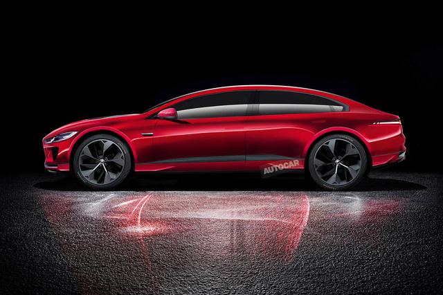 Điện hoá, Jaguar XJ muốn cướp thêm thị phần từ Mercedes-Benz S-Class - Ảnh 2.
