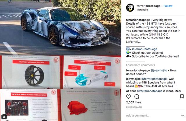 Ferrari 488 mới sẽ nhanh hơn cả LaFerrari? - Ảnh 1.