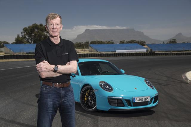 Porsche và mối lương duyên với tay đua rally lừng lẫy thế giới - Ảnh 2.
