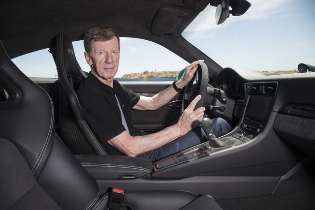 Porsche và mối lương duyên với tay đua rally lừng lẫy thế giới - Ảnh 3.