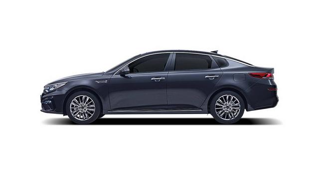 Kia hé lộ Optima facelift thông qua K5 mới tại Hàn Quốc - Ảnh 11.
